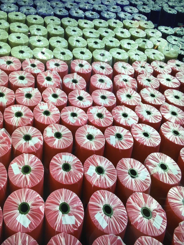近二十种颜色彩色无纺布大量现货批发定做