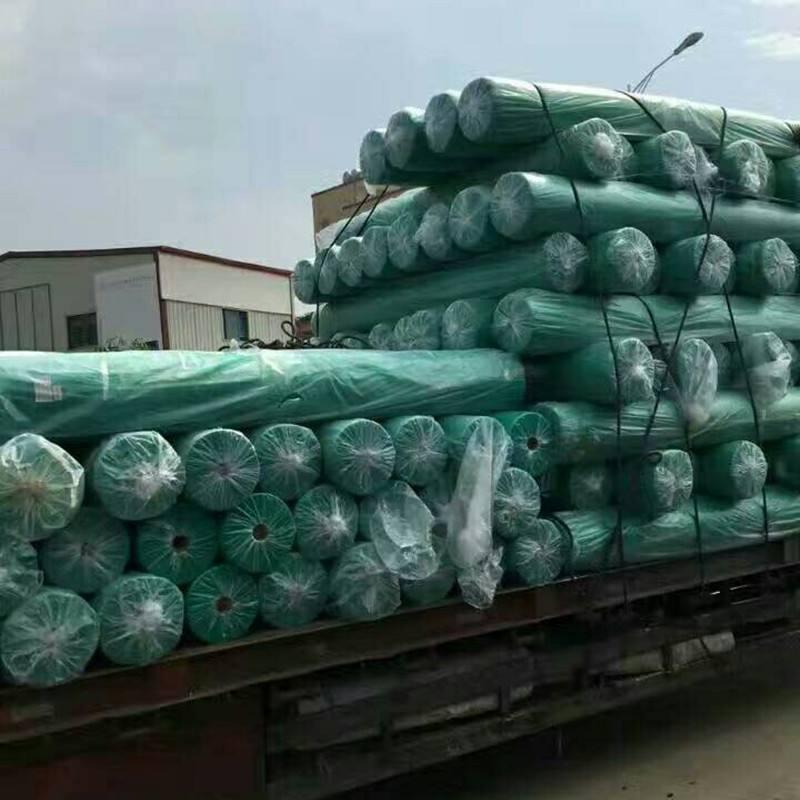 2.4米宽绿色土工布大量现货批发定做